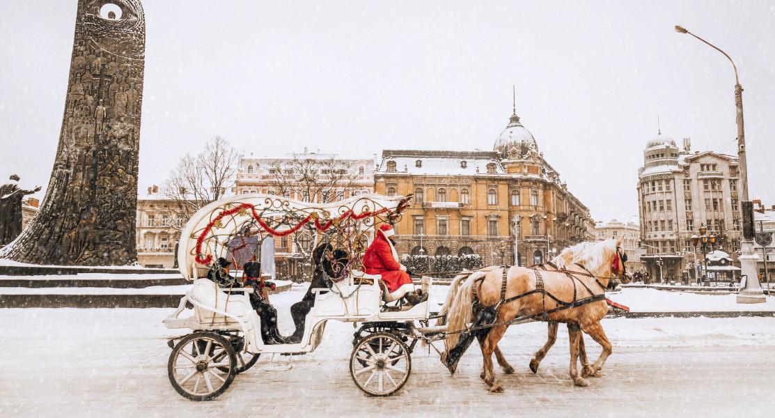 Різдвяний настрій зі Львова   Lviv.Travel